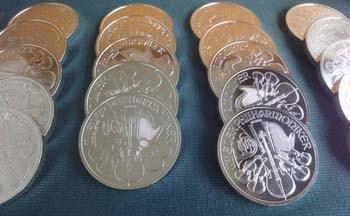 филармоникер стал одной из самых продаваемых монет