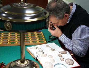 как отличить оригинал монеты от подделки