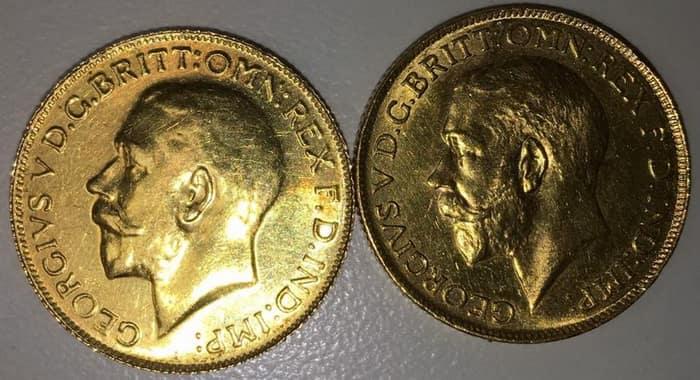 Попытка чеканить поддельные монеты