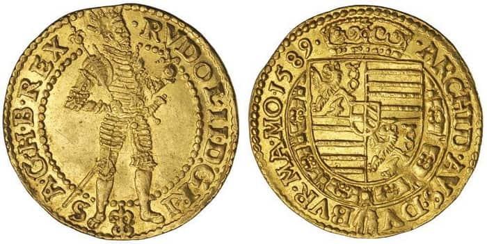 1 ducat 1589