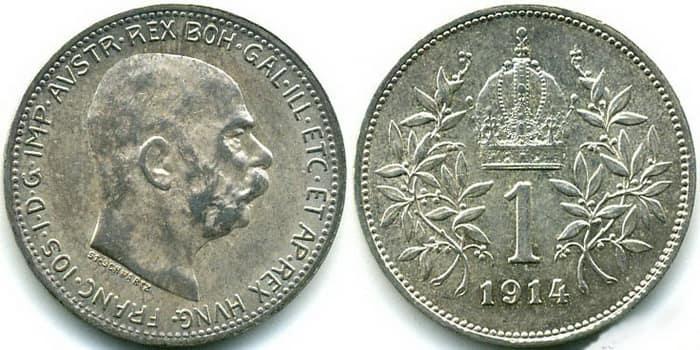 1 silver corona