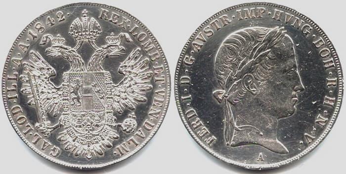 1 thaler of Ferdinand I