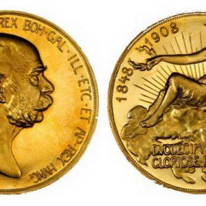золотые 20 австро-венгерских крон