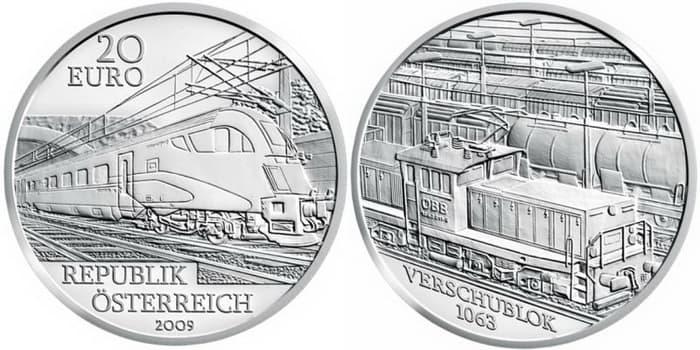 20 silver euro 2009