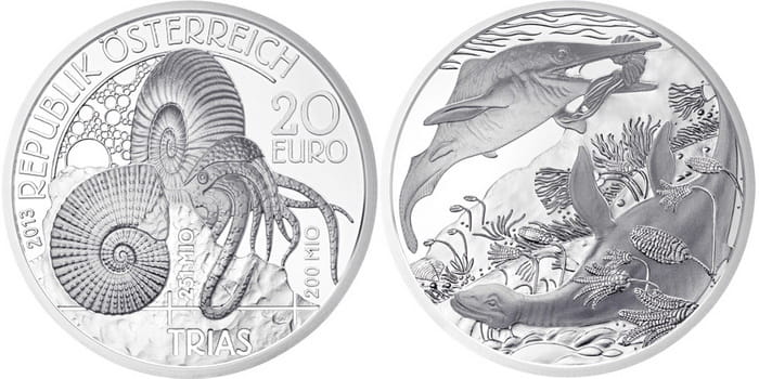 20 silver euro 2013