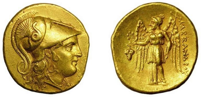 Alexander the Great stater