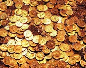 Coins Austrian schillings