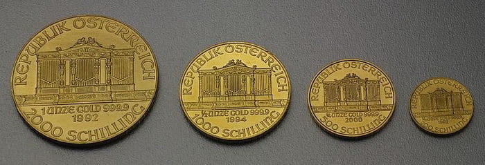 Coins released in shilling