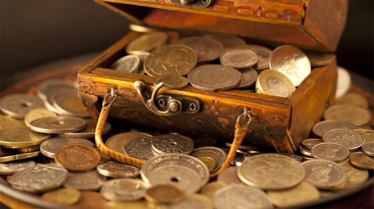 20 Austro-Hungarian Coronas (1892-1914) coins