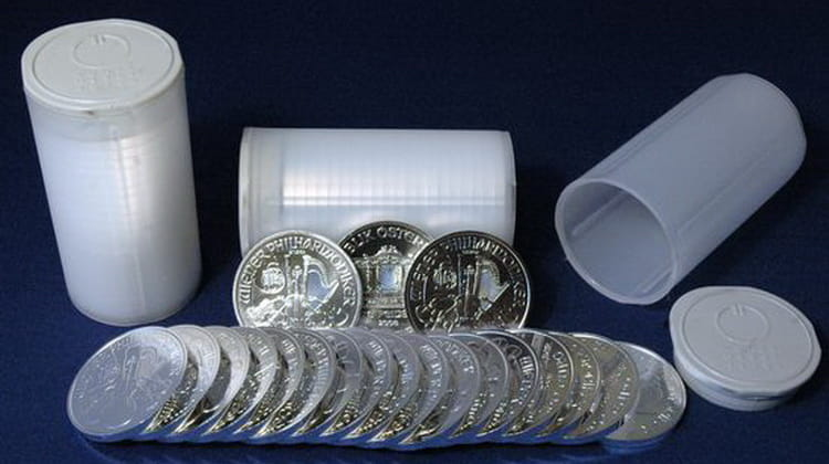 Silver commemorative coins of Austria