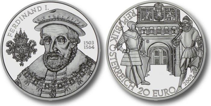 Renaissance silver coin