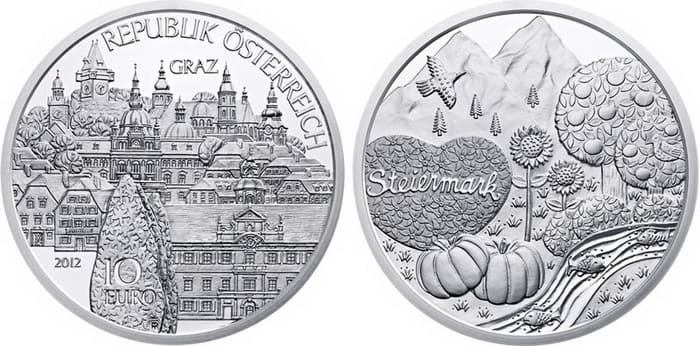 Styria silver coin