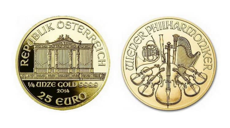 Philharmoniker (gold series coins)