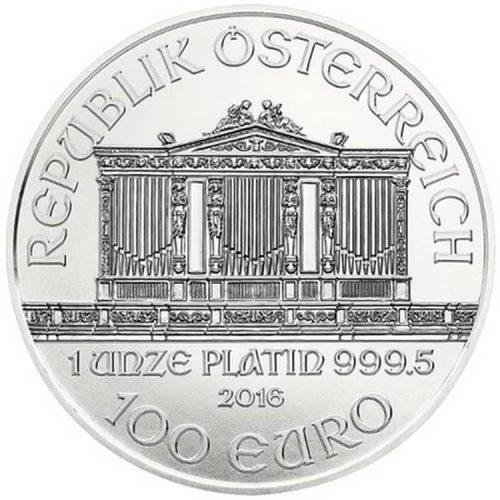 Венская филармония платина Реверс