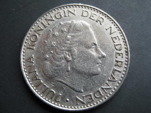 Номинал 0,25 гульдена «Вильгельмина» 1900 г.