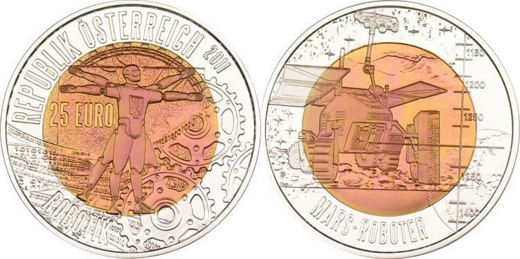 Coin «Robotik»