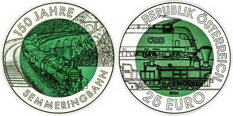 The 150th Anniversary of the Semmering Railway