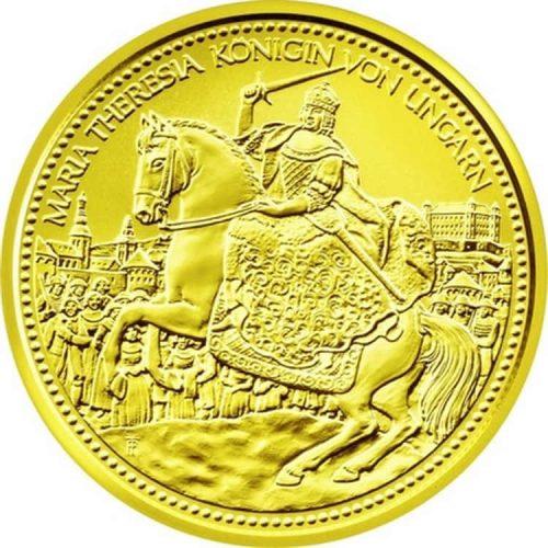 Серия Короны династии Габсбургов ВКСС Реверс