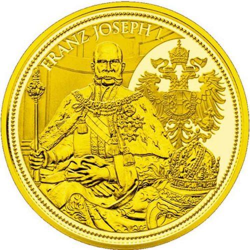 Серия Короны династии Габсбургов КАИ Реверс