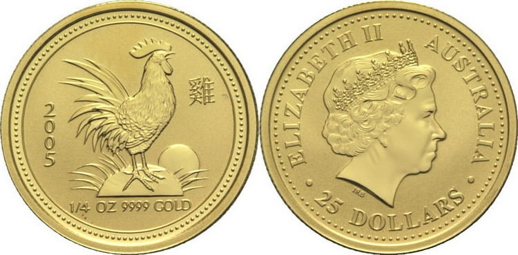 2005 - rooster
