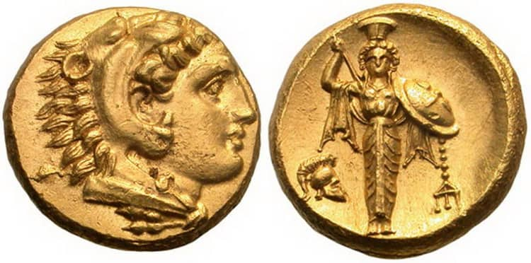старина монета