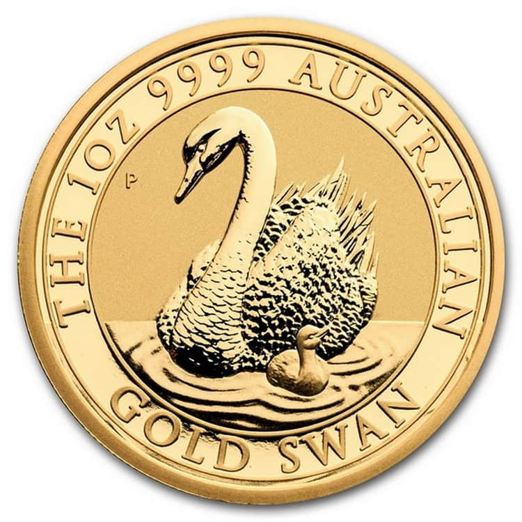 100 Australian gold dollars denomination