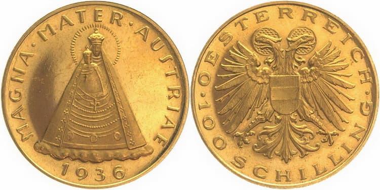 100 shillings