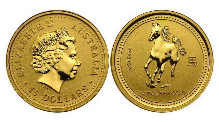 15 австралийских долларов