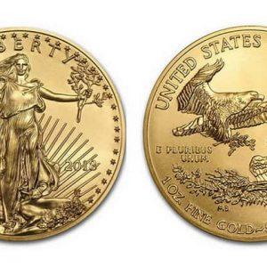 золотой орел монета