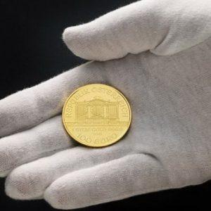 Золотые памятные монеты Австрии