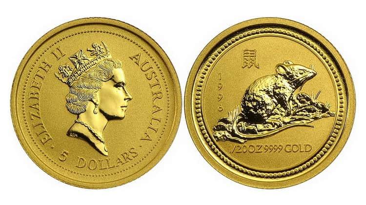 5 австралийских долларов