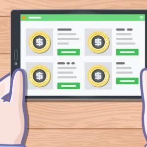 Как продать монеты через интернет