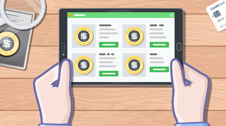 How to sell coins online?
