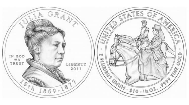 "US Coins of ""First Spouse"" Series"