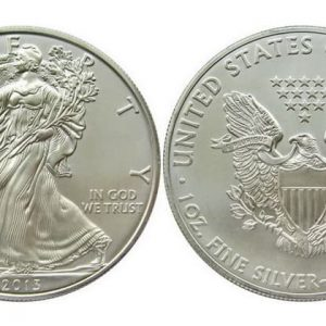 серебряный доллар сша