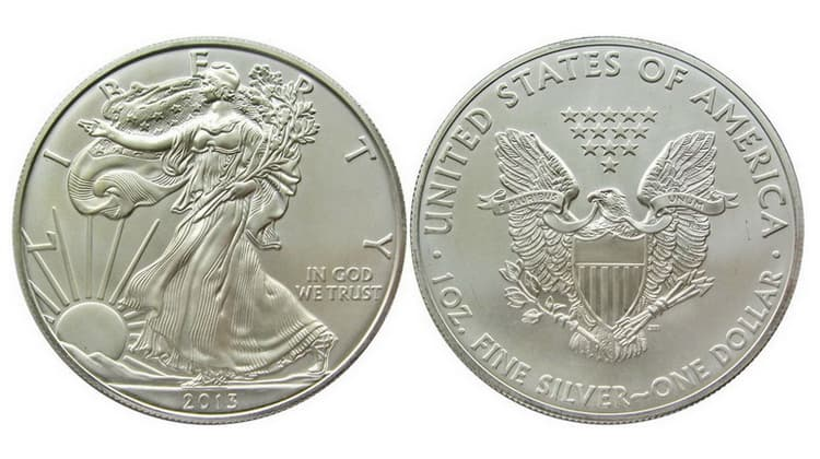 Silver US Dollars