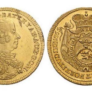 Венгерские старинные монеты