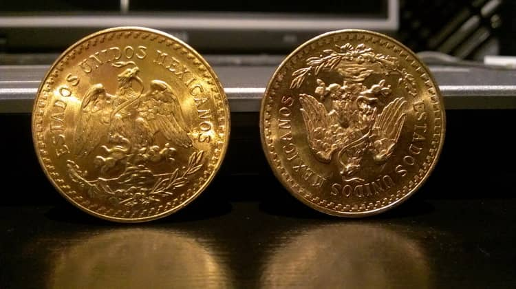 Mexican gold coins (commemorative and any other)