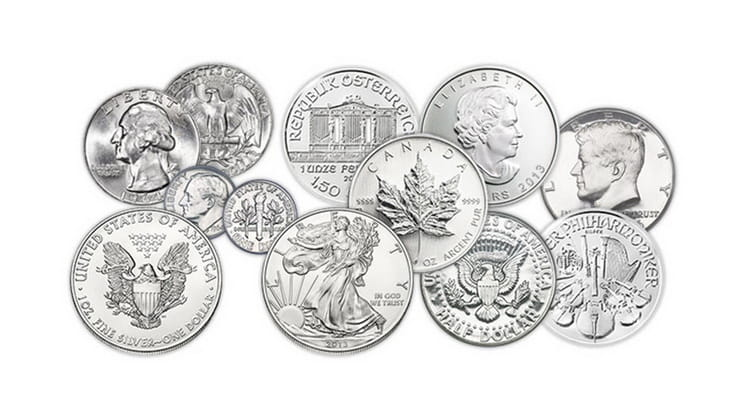Commemorative Silver Coins of Canada