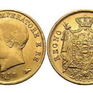 20 и 40 итальянских лир