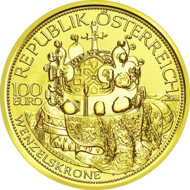 The Crown of St. Wenceslas