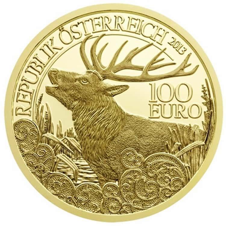 The Red Deer