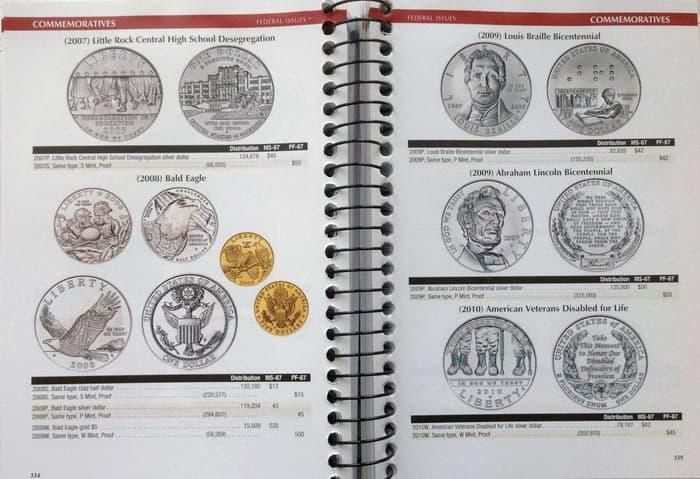 catalogs of bullion coins