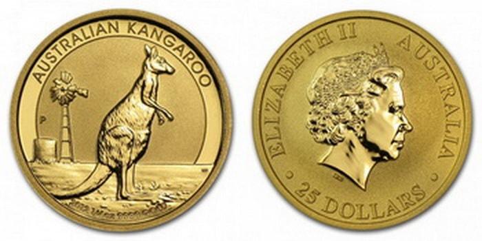 the golden coins