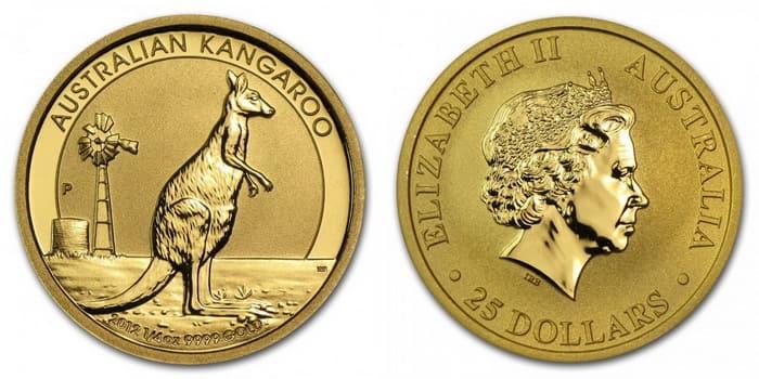 bullion coin
