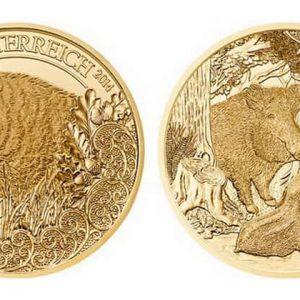 100 Austrian Euro Coins