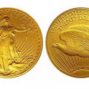 25 US Dollars Coins