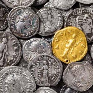 Монеты Римской империи