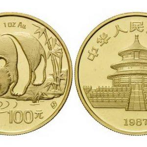 100 золотых юаней