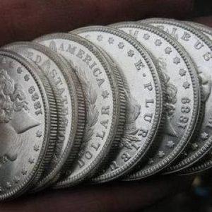 Британские серебряные